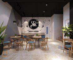 Thiết kế quán cafe Jiboo