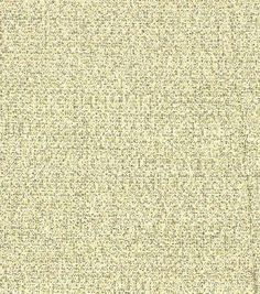 """Metallics Crepe Fabric 59""""-Gold and White"""