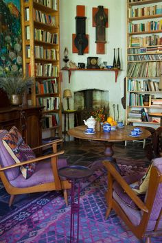 Carisbrook home-book corner