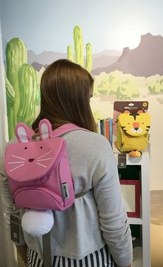 1c4b35b806 Kid-inspired and kid-friendly animal backpacks by Milo   Gabby have 3D  features
