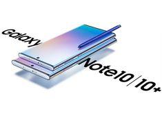 Samsung Galaxy Note 10 Plus: Horario y dónde ver la presentación online y en directo