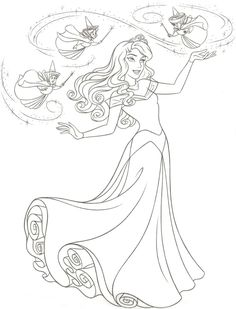 Disney Princess new redesign - Style Guide Art on Behance