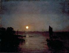 Moonlight, William Turner