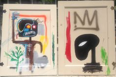 JEAN MICHEL BASQUIAT Jean Michel Basquiat, Sandro Chia, Guggenheim Bilbao, Neo Expressionism, Life Paint, Andy Warhol, Vincent Van Gogh, American Artists, Les Oeuvres