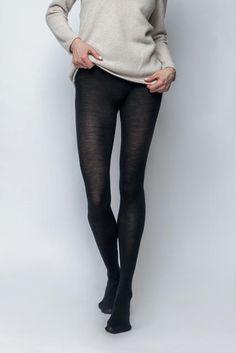 Dámské punčochové kalhoty Merino SuperSoft 176-116 - Punčochové kalhoty zahřejí a dodají vašemu oblečení elegantní styl. Na podzim, v zimě či na jaře vám vůbec žádný chlad ani zima (či nachlazení) už Leather Pants, Grey, Fashion, Leather Jogger Pants, Gray, Moda, Fashion Styles, Lederhosen, Leather Leggings