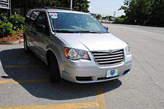 2008 Chrysler Town & Country LX-- Bright Silver---vDark Graystone ---39,559 --- 15,900