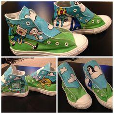 AdventureTime-Shoes