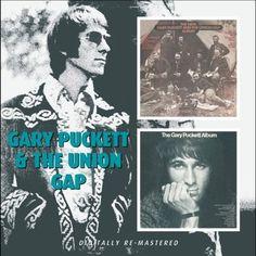 Gary Puckett & The Union Gap : New Gary Puckett and the Union Gap Album / The Gary Puckett Album (2-CD) (2008) - Bgo - Beat Goes On $16.19 on OLDIES.com