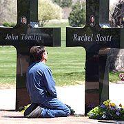 Columbine High School Massacre  Rachel Joy Scott first victim.