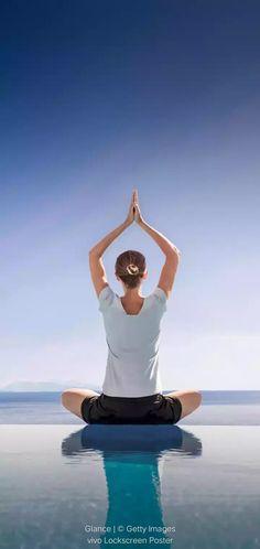 Beautiful Yoga, Outdoor Decor, Home Decor, Decoration Home, Room Decor, Interior Decorating