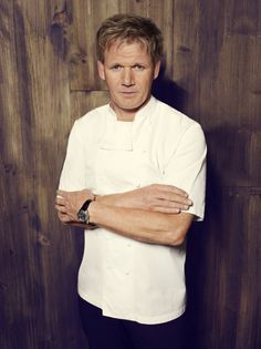 Chef Gordon Ramsey