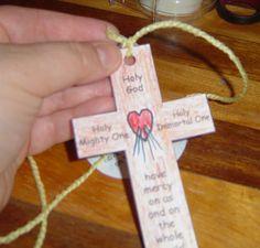 Lent Activities for Kids Catholic Lent, Catholic Crafts, Church Crafts, Catholic Children, Bible School Crafts, Sunday School Crafts, Bible Crafts, Ccd Activities, Church Activities