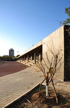 Gallery of 1/2 Stadium / Interval Architects - 7