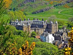 The Palace of Holyrood House, Edinburgh ...(147/366)