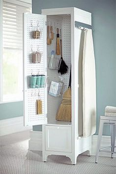 Martha Stewart Living™ Laundry Storage Laundry Cart - Google Search
