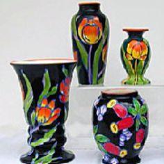 Czech it out! Czech pottery  Kimlovesczech.blogspot.com
