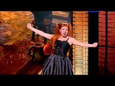 """Vasilisa Berzhanskaya. Dunaevsky. Pipita`s song from """"Free Wind""""."""