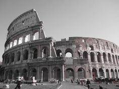 Rome Colosseum    #travel #tips #sightseeing #rome #italy