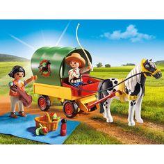 Playmobil Picnic and Pony Wagon (6948)