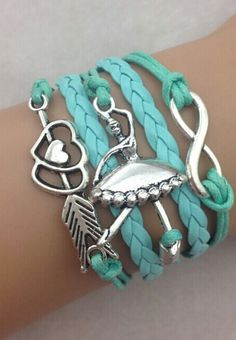 Ballerina Bracelet dancer bracelet dance bracelet by 525ChicStreet