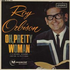Oh, Pretty Woman - Roy Orbison free piano sheet music and downloadable PDF.