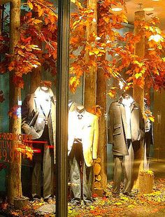 autumn window display idea Google Image Result for http://lh5.ggpht.com/-L9VCUu1Yk2Q/StdWZFeF3QI/AAAAAAAAAJg/7We4qvsFHXE/3003915561_d12c833de1.jpg