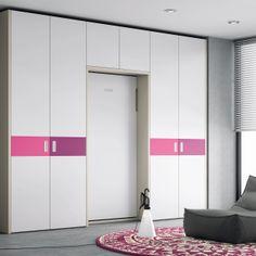 ¿Qué es? ¿Un armario o una #cama #abatible?