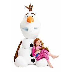 Olaf stuffed animal