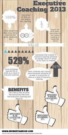 Executive Coaching Infographic
