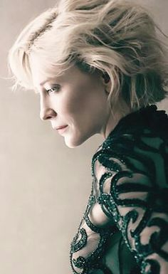Timeless Beauty — Cate Blanchett