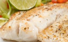 Citrus Fish Fillets - Orange Roughy is a low calorie protein option for those watching their waistlines