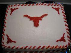 Texas+Longhorn+Grooms+Cake+cakepins.com