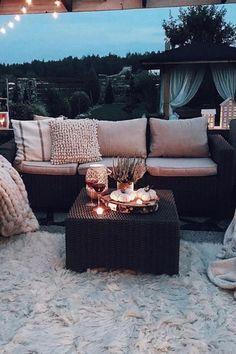 Phi Villa 3 Piece New Rattan Outdoor Sectional Sofa Set, Patio Wicker Furniture Set Wicker Patio Furniture, Outdoor Furniture Sets, Outdoor Decor, Garden Sofa Set, Sectional Sofa, Outdoor Sectional, Rattan, Outdoor Gardens