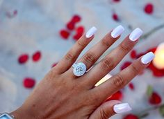 Diamondere Natural and Certified Diamond Solitaire Engagement Ring in White Gold Engagement Party Favors, Engagement Party Decorations, Wedding Engagement, Best Engagement Rings, Designer Engagement Rings, Solitaire Engagement, Ring Crafts, Eternity Ring, Ring Designs