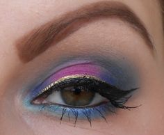 Taya: Frozen Series: Makeup Inspired by Anna