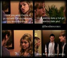 BIG TIME RUSH!!!! :) omg. Carlos's face bahahahaaaaa