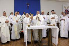 Assembléia Sub Região Pastoral de Aparecida   por Fotos e Fatos da Diocese de Caraguatatuba