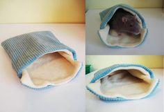 VIDEO TUTORIAL - Rodent Pouch/Sleeping Bag  https://www.youtube.com/watch?v=NkugeMMCTWo&list=UUf4-BaDi2_5yK7IdlrGpg7Q