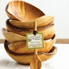 Olivewood Nibble Bowl | Wildly Delicious Fine Foods
