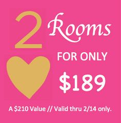 2 Room Interior Design Custom Package - VALENTINES DAY SPECIAL- 2 Rooms for just 189 dollars