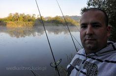 #Wędkarstwo nad #rzeka #Wisłok w #Rzeszów #Polska. #Fishing in #Poland #Wislok #river. #Feeder #rods and beautiful #landscape #scenery. #Łowca #Lucio