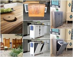 10 Clever Ways to Hide a Trash Can a