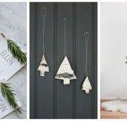 Amusez-vous à fabriquer vos décorations de Noël en vous inspirant de ces 10 idées DIY piochées sur Pinterest.