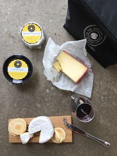 Barossa Cheese & Wine Trail Pack - AU$50.00. Pack includes: cooler bag, cheese board, knife, 4 cheeses and a map that pairs the cheese to wines, at wineries all over the Barossa Valley.  www.barossacheese.com.au for more details.