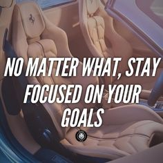 No matter how bad was your day how tired or pissed you are stay focused on your goals do your shit is easy to work motivated but you have to understand that 80% of the time you won't be motivated but you still have to do the hard work. #KeepHustling by hustle.club