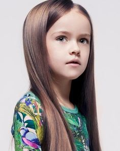 Kids Haircut Ideas: long this exactly how I want Michaela's hair as it gets longer.