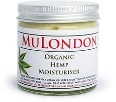 ECCO Verde - Organic Hemp Face Moisturiser