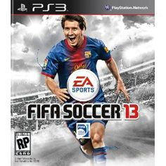 FIFA Soccer 13 Game Complete Great Nintendo Wii U 2013 for sale online Video Game Xbox 360, Xbox 360 Games, Playstation Games, Fifa Games, Soccer Games, Sports Games, Soccer Skills, Sports Toys, Nintendo 3ds