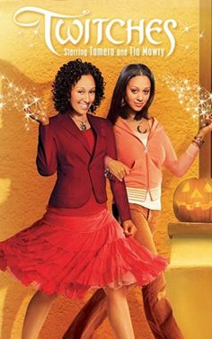 Twitches. The eightieth movie in My Disney Movie Marathon.