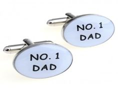 No 1 Dad Cufflinks Hair Jewelry, Fashion Jewelry, Custom Slipcovers, Flat Abs, Daddys Girl, Mom And Dad, Fathers Day Gifts, Cufflinks, Lettering